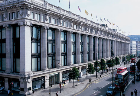 Londra, Oxford Street, Marble Arch Shopping Pazzo