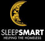 SleepSmart – helping the homeless.